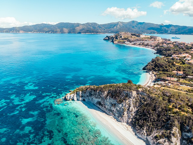 エルバ島 イタリア